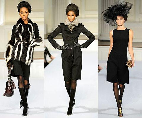 I can see Michelle O rocking all these garments without question.