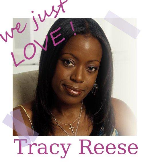 Tracy Reese: aka Powerwoman