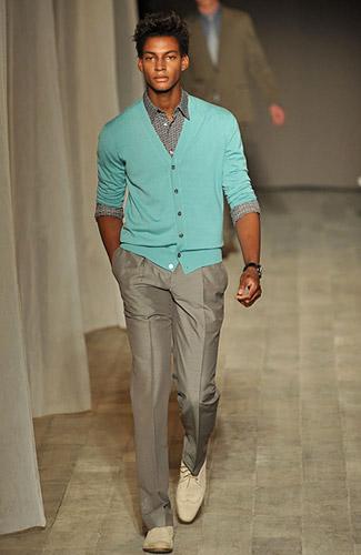 Definitely runway wearable.