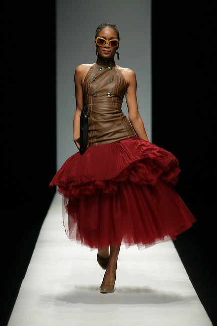 Sun Goddess @ Audi Joburg Fashion Week 2008