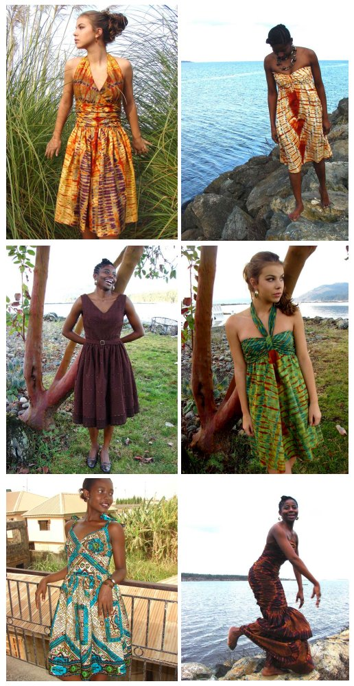 Compilation of UJU Fashion. Thanks @  Ymib.
