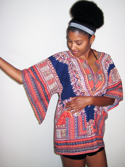 African, mexican pattern inspired!