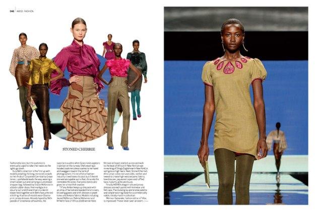 African cllctn @NYC fashion wek