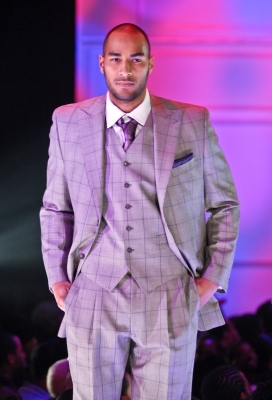 The 3 piece suit is a wardrobe uplifter.
